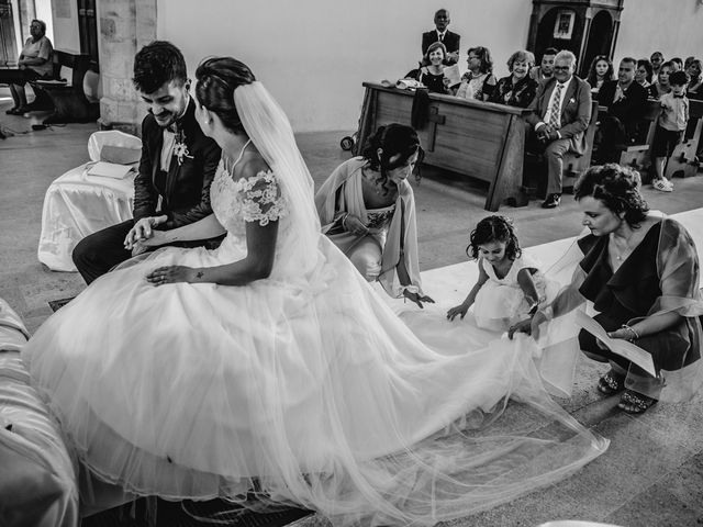 Il matrimonio di Marco e Lorena a Altomonte, Cosenza 34