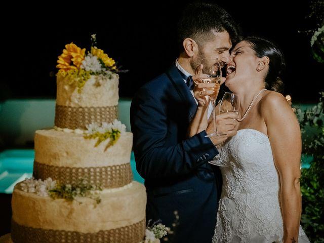 Il matrimonio di Marco e Lorena a Altomonte, Cosenza 68