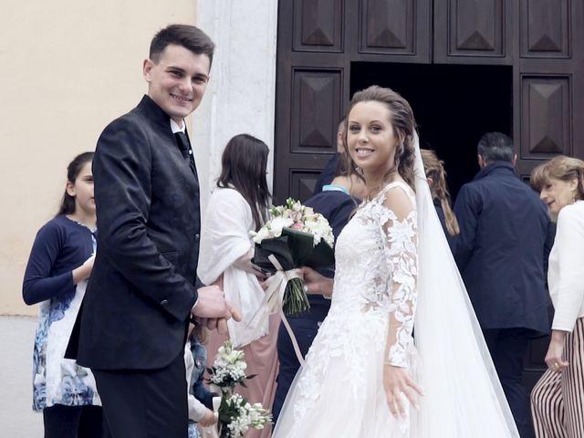 Il matrimonio di Alberto e Cristina a Leno, Brescia 6