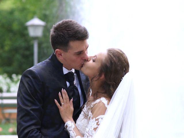 Il matrimonio di Alberto e Cristina a Leno, Brescia 2