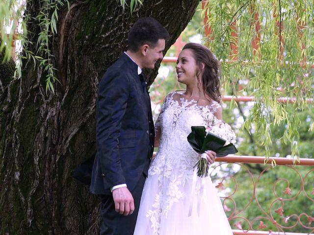 Il matrimonio di Alberto e Cristina a Leno, Brescia 11
