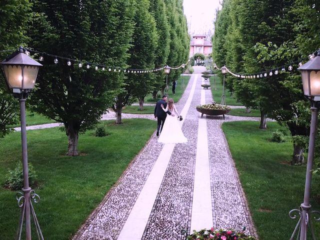 Il matrimonio di Alberto e Cristina a Leno, Brescia 12