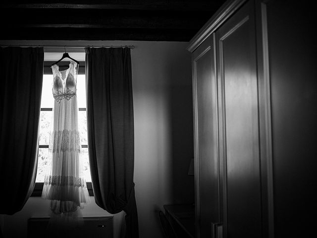 Il matrimonio di Mattia e Marzia a Corte Franca, Brescia 5