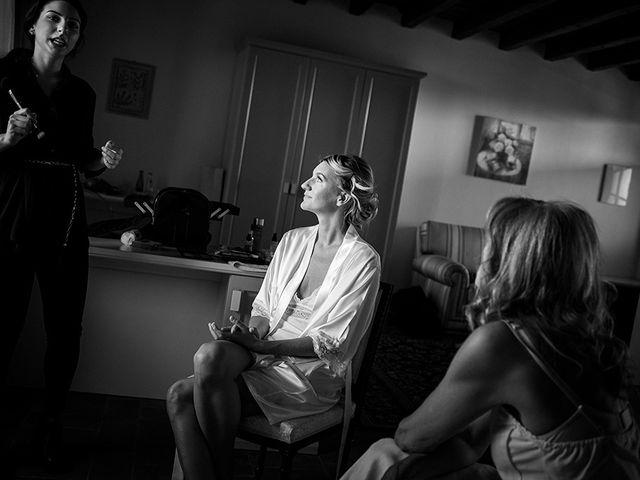 Il matrimonio di Mattia e Marzia a Corte Franca, Brescia 11