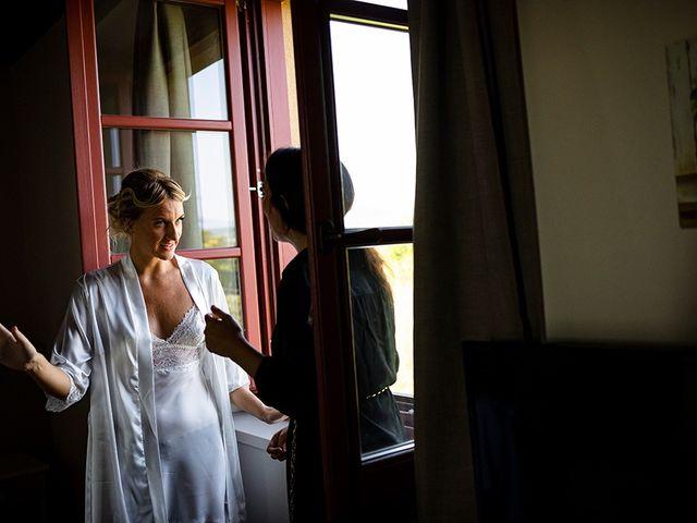 Il matrimonio di Mattia e Marzia a Corte Franca, Brescia 12