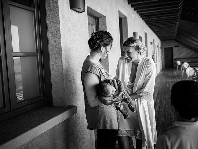 Il matrimonio di Mattia e Marzia a Corte Franca, Brescia 22