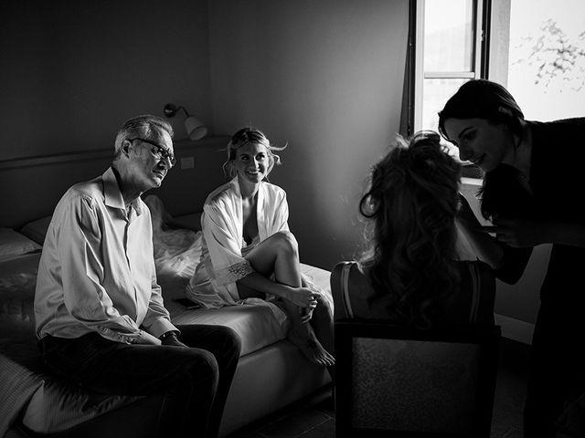 Il matrimonio di Mattia e Marzia a Corte Franca, Brescia 25
