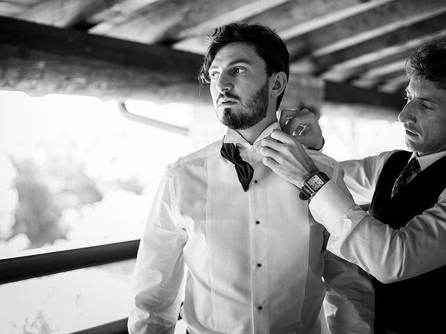 Il matrimonio di Mattia e Marzia a Corte Franca, Brescia 34