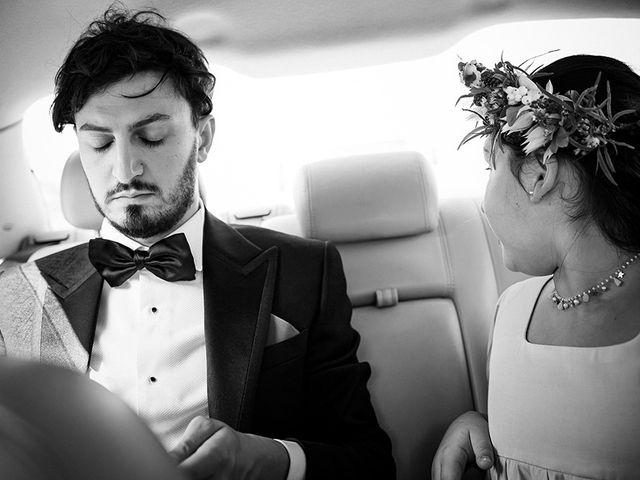 Il matrimonio di Mattia e Marzia a Corte Franca, Brescia 45