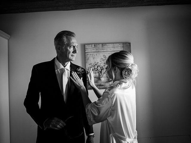 Il matrimonio di Mattia e Marzia a Corte Franca, Brescia 46