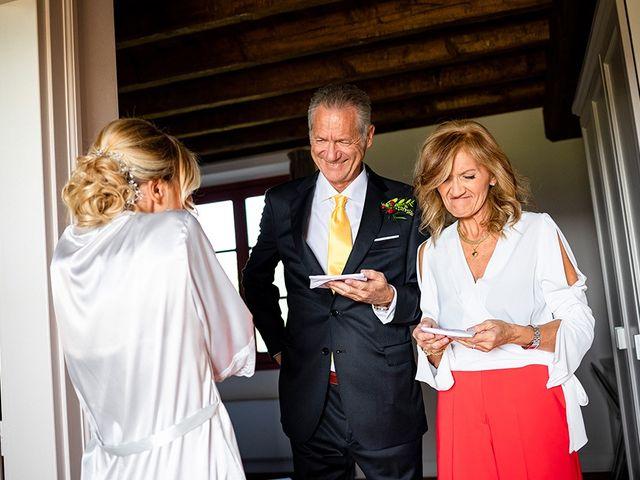 Il matrimonio di Mattia e Marzia a Corte Franca, Brescia 47