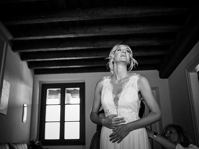 Il matrimonio di Mattia e Marzia a Corte Franca, Brescia 52