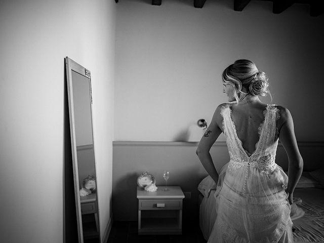 Il matrimonio di Mattia e Marzia a Corte Franca, Brescia 55