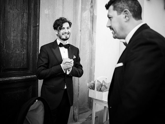 Il matrimonio di Mattia e Marzia a Corte Franca, Brescia 56