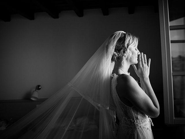 Il matrimonio di Mattia e Marzia a Corte Franca, Brescia 58