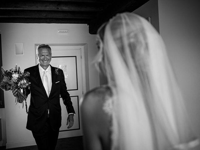 Il matrimonio di Mattia e Marzia a Corte Franca, Brescia 59