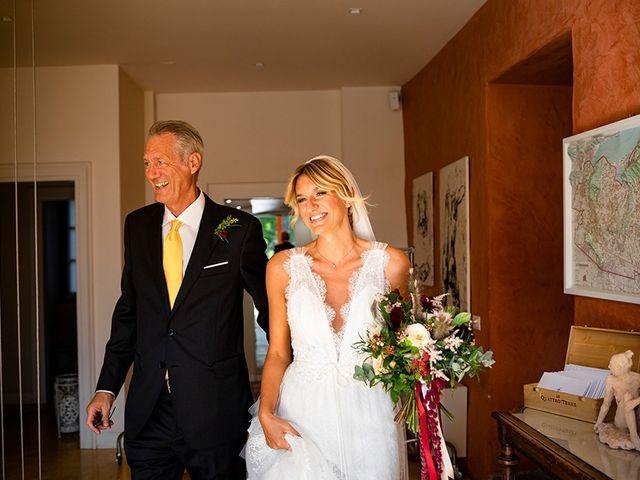 Il matrimonio di Mattia e Marzia a Corte Franca, Brescia 60