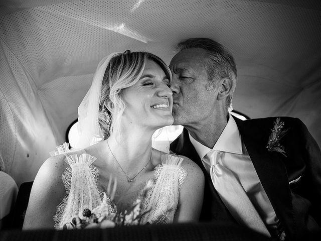 Il matrimonio di Mattia e Marzia a Corte Franca, Brescia 62
