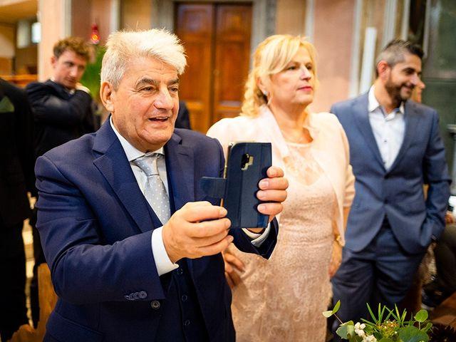 Il matrimonio di Mattia e Marzia a Corte Franca, Brescia 67