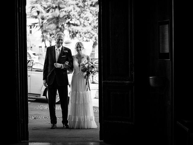 Il matrimonio di Mattia e Marzia a Corte Franca, Brescia 69