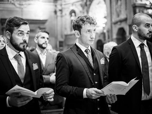 Il matrimonio di Mattia e Marzia a Corte Franca, Brescia 77