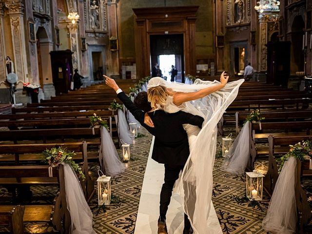 Il matrimonio di Mattia e Marzia a Corte Franca, Brescia 1