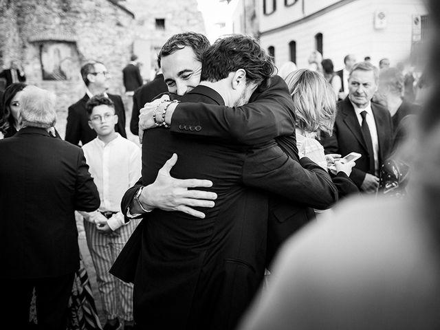 Il matrimonio di Mattia e Marzia a Corte Franca, Brescia 101