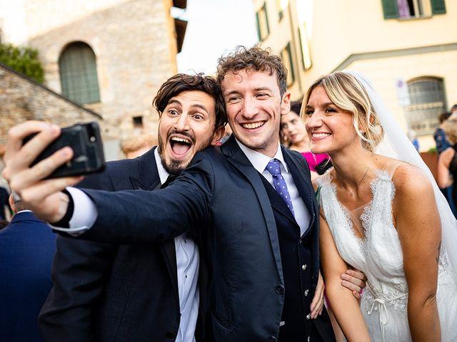 Il matrimonio di Mattia e Marzia a Corte Franca, Brescia 103