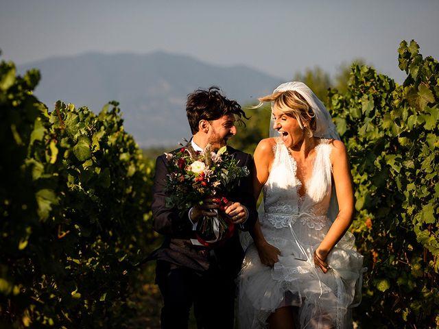 Il matrimonio di Mattia e Marzia a Corte Franca, Brescia 107