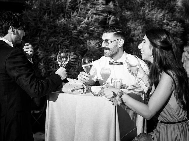 Il matrimonio di Mattia e Marzia a Corte Franca, Brescia 117