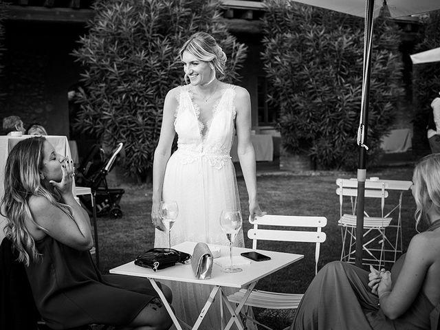 Il matrimonio di Mattia e Marzia a Corte Franca, Brescia 131