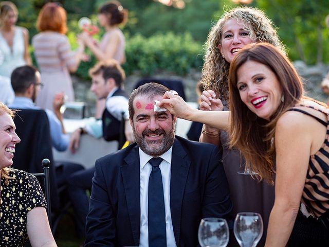 Il matrimonio di Mattia e Marzia a Corte Franca, Brescia 132