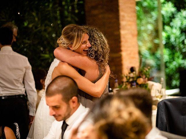 Il matrimonio di Mattia e Marzia a Corte Franca, Brescia 149