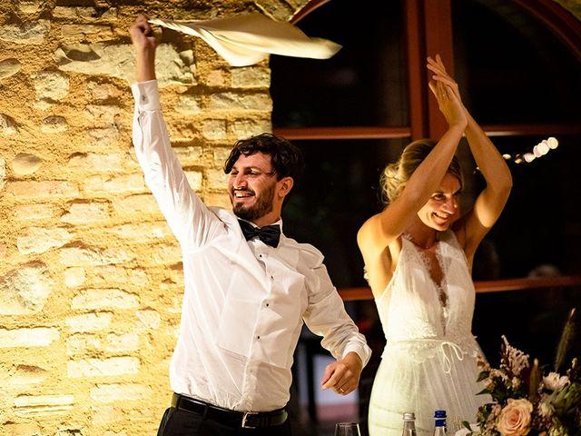 Il matrimonio di Mattia e Marzia a Corte Franca, Brescia 153