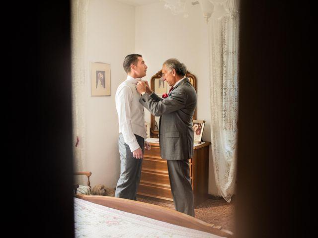 Il matrimonio di Claudio e Chiara a Podenzana, Massa Carrara 20