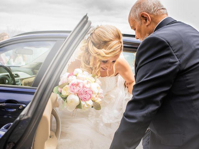 Il matrimonio di Claudio e Chiara a Podenzana, Massa Carrara 29