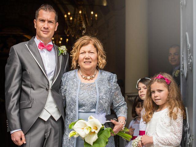 Il matrimonio di Claudio e Chiara a Podenzana, Massa Carrara 30