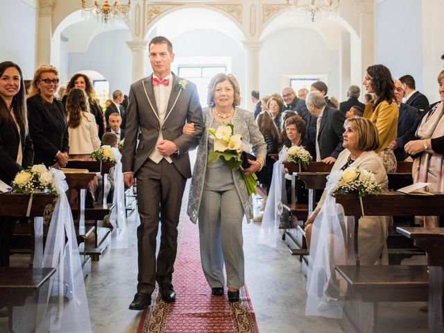 Il matrimonio di Claudio e Chiara a Podenzana, Massa Carrara 31