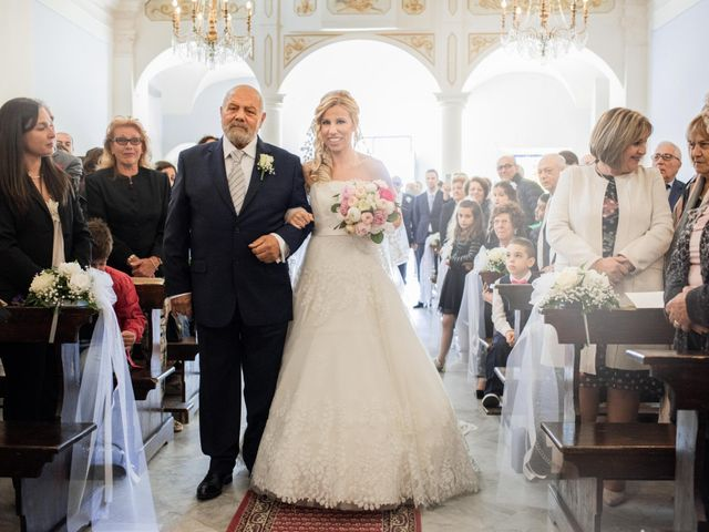 Il matrimonio di Claudio e Chiara a Podenzana, Massa Carrara 34