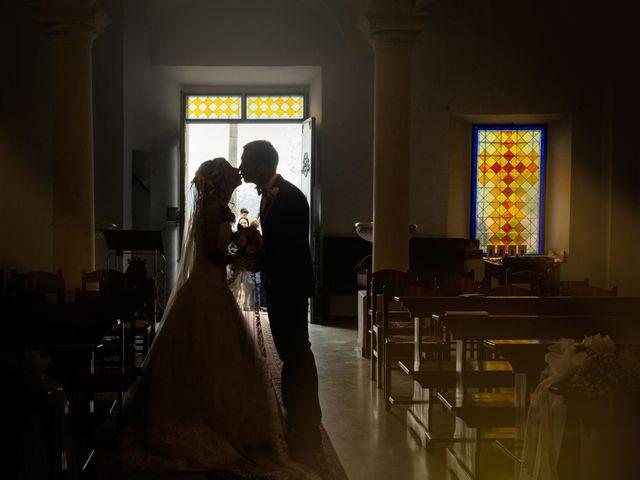 Il matrimonio di Claudio e Chiara a Podenzana, Massa Carrara 39