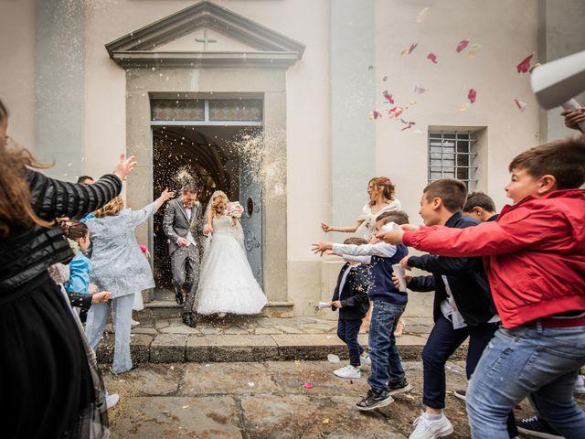 Il matrimonio di Claudio e Chiara a Podenzana, Massa Carrara 40