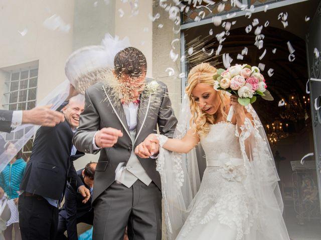 Il matrimonio di Claudio e Chiara a Podenzana, Massa Carrara 41