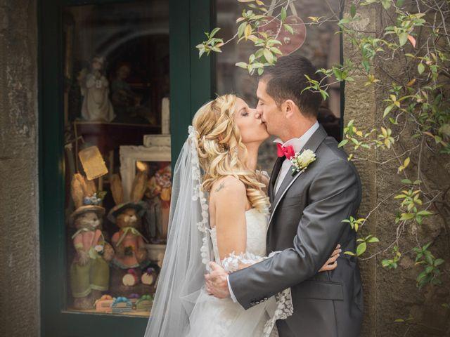 Il matrimonio di Claudio e Chiara a Podenzana, Massa Carrara 1