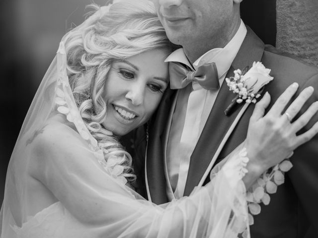 Il matrimonio di Claudio e Chiara a Podenzana, Massa Carrara 42
