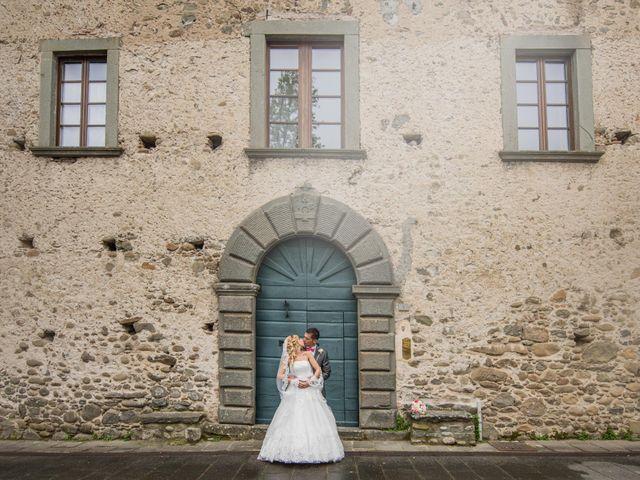 Il matrimonio di Claudio e Chiara a Podenzana, Massa Carrara 43