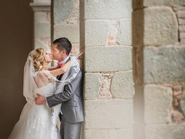 Il matrimonio di Claudio e Chiara a Podenzana, Massa Carrara 45