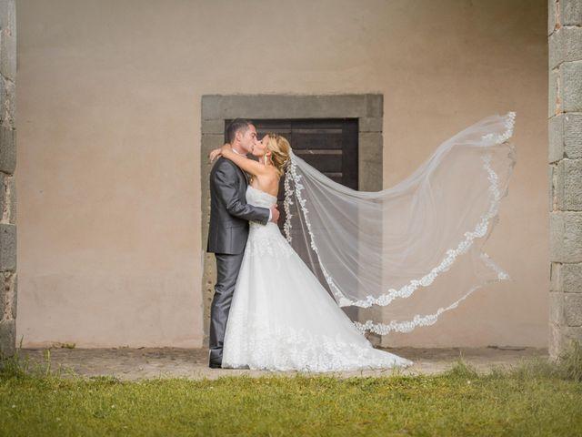 Il matrimonio di Claudio e Chiara a Podenzana, Massa Carrara 46