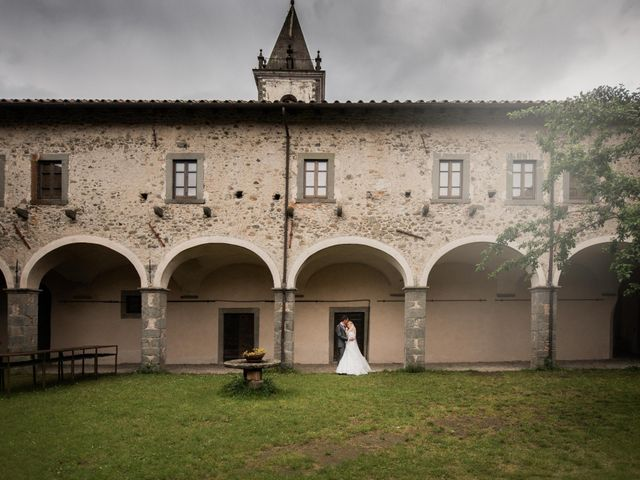 Il matrimonio di Claudio e Chiara a Podenzana, Massa Carrara 2