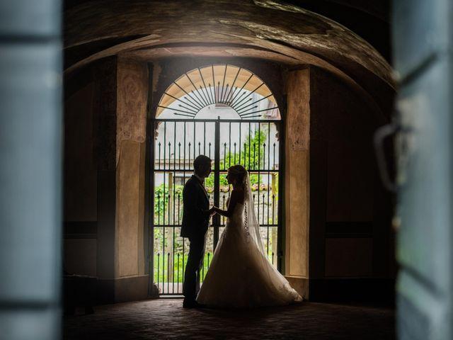 Il matrimonio di Claudio e Chiara a Podenzana, Massa Carrara 48