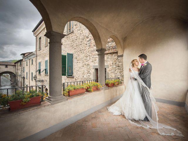 Le nozze di Chiara e Claudio